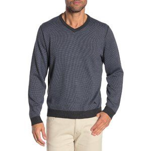 Tommy Bahama Island Fairway Birdseye Sweater
